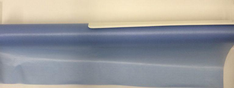 Blå Bredde 1,5 meter