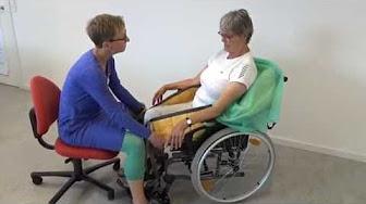 sejl kørestol