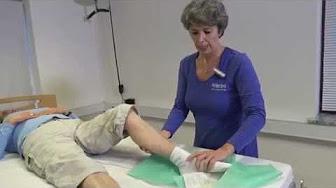 Stabil bøj ben antiglid